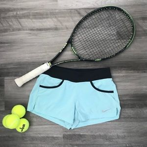 Nike Dri-Fit Shorts with inner shorts